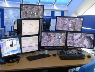 CCTV and Evidence Management System for Cumbria Constabulary by Tellemachus covers dispersed towns and allows monitoring from the Foce HQ.