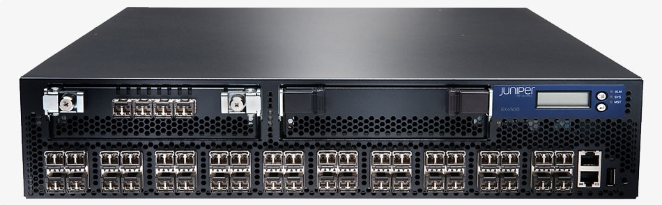 The Juniper Networks Switching Range